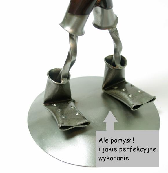 Metaloplastyka figurki
