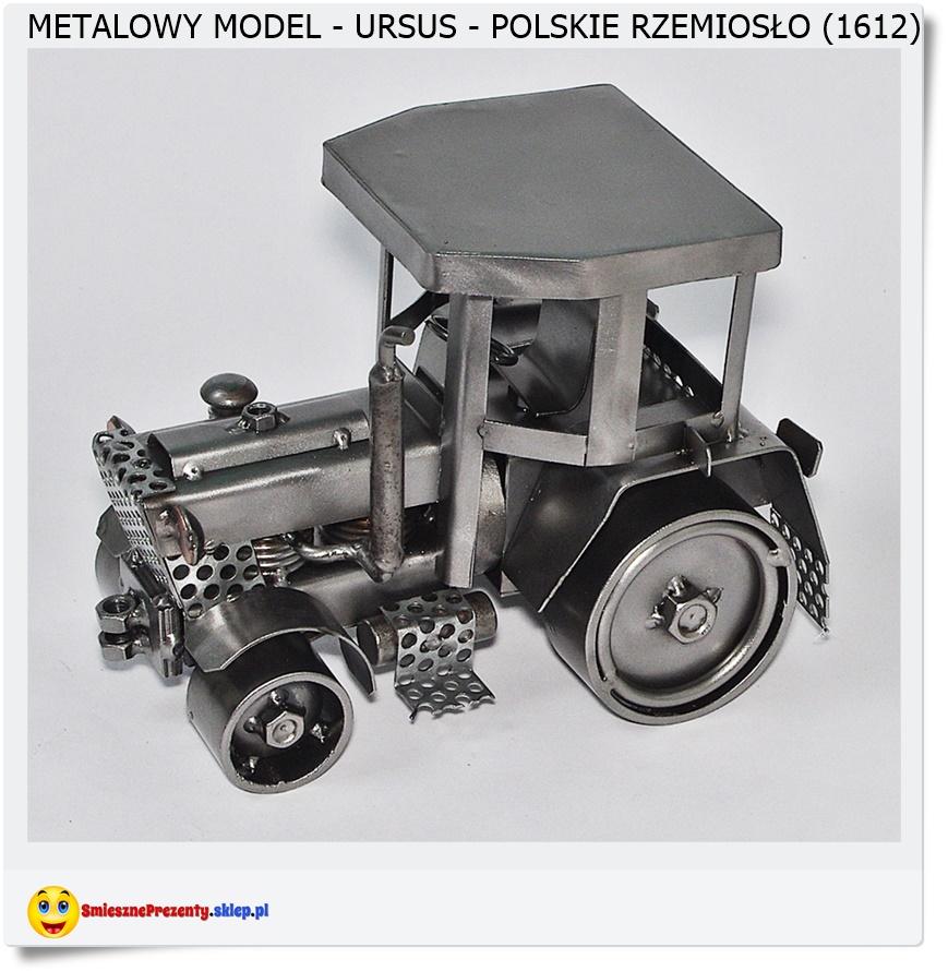 Nowy metalowy model Ursus